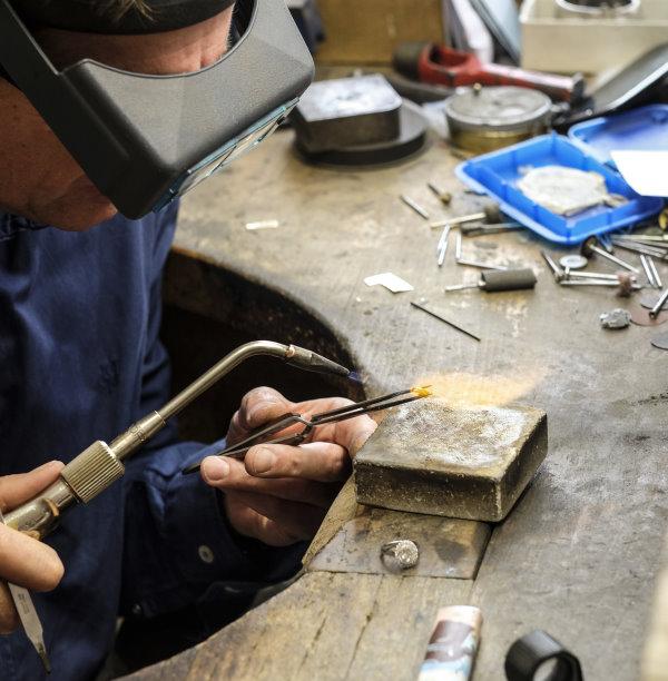 artisan joaillier de luxe