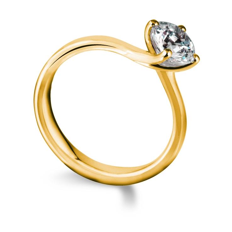bague diamant solitaire 3 carats