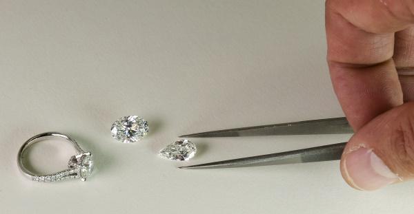 bague diamant sur mesure personnalisable