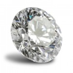 Paire assortie diamants 0.60 carat H SI1/VS1 GIA 1.30ct Excellent Excellent Excellent