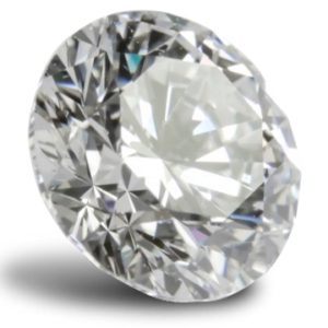 Paire assortie diamants 1 carat I SI1/SI2 HRD 2.11ct Excellent Excellent Excellent