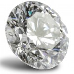 Paire assortie diamants 1 carat F/G VS2 GIA 2.35ct Excellent Excellent Excellent