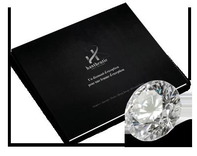 Diamond passport - histoire diamant